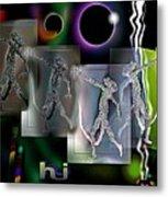 Methamorphosis Metal Print