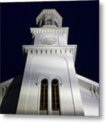 Methodist Steeple Metal Print