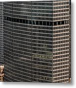 Metlife Building - 200 Park Avenue In Nyc Metal Print