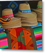 Mexican Hat Dance Metal Print