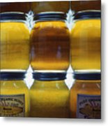 Mexican Honey Metal Print
