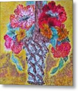 Mexican Metal Print