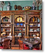 Mexican Restaurant Decor Metal Print