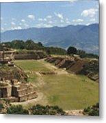 Mexico: Monte Alban Metal Print