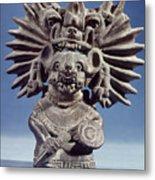 Mexico: Vampire Goddess Metal Print
