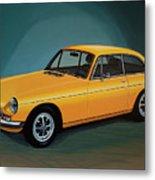 Mgb Gt 1966 Painting  Metal Print