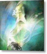 Michael Jackson 15 Metal Print by Miki De Goodaboom