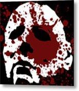 Michael Myers - Halloween Metal Print