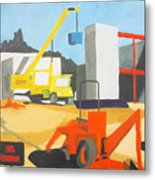 Micheles And Booth Construction Pensacola Metal Print