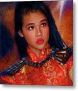 Michelle Ahl Metal Print