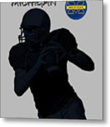 Michigan Football  Metal Print