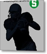 Michigan State Football Metal Print
