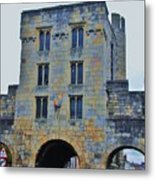 Mickelgate Bar, York Metal Print