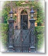 Mickell Jenkins Home Grand Entrance Metal Print