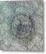 Microbiology Metal Print