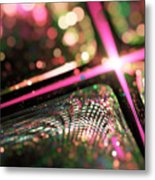 Microskopic Vi - Disco Fever Metal Print
