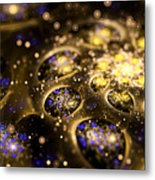 Microskopic Vii - Galaxy Metal Print