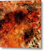Midas Nebula 2 Metal Print