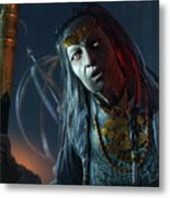 Middle-earth Shadow Of Mordor Metal Print