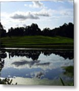 Middleton Place II Metal Print