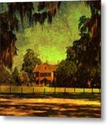 Middleton Place In Charleston Metal Print
