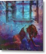 Midnight Dreams  Metal Print