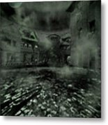 Midnight Ramblings Metal Print