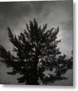 Midnight Storm Metal Print