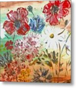 Midsummer Delight Metal Print
