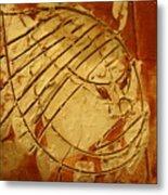 Mighty Masaai - Tile Metal Print