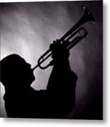 Mike Vax Professional Trumpet Player Photographic Print 3768.02 Metal Print