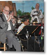 Mike Vax Professional Trumpet Player Photographic Print 3773.02 Metal Print