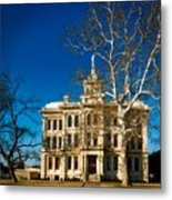 Milam County Courthouse Metal Print