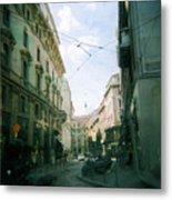 Milan Metal Print