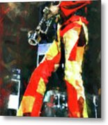Miles Davis - 08 Metal Print