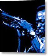 Miles Davis Metal Print by DB Artist