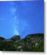 Milky Way Vi Metal Print