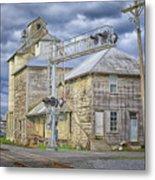 Mill On Reid Road Metal Print