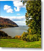 Million Dollar View Metal Print
