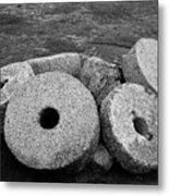 Millstones Metal Print