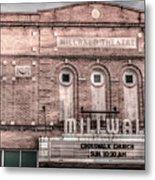 Millwald Metal Print
