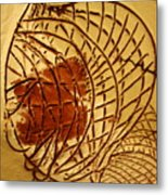 Milos Return - Tile Metal Print
