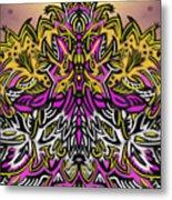 Mind Bending Metal Print