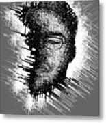 Mind Cavity Metal Print