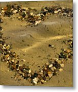 Mine Withstands Metal Print