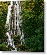 Mingo Falls - Gsmnp Metal Print