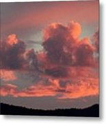 Mingus Sunset 052814bb Metal Print