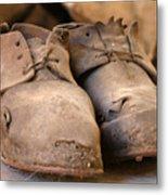 Mining Shoes  Langban Sweden Metal Print