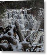 Mink Falls - The Hideaway Metal Print