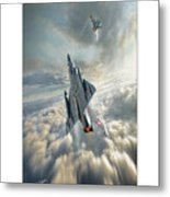 Mirage IIi   Metal Print
